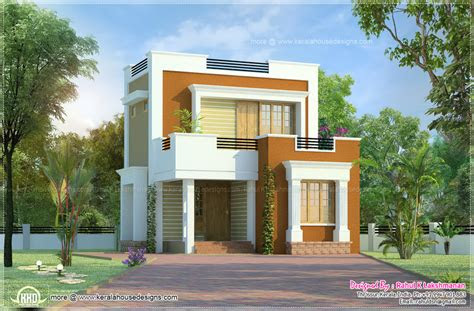 cute small house design   square feet design