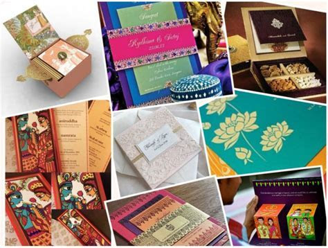 Unique and Creative Indian Wedding Invitation Cards   TBG