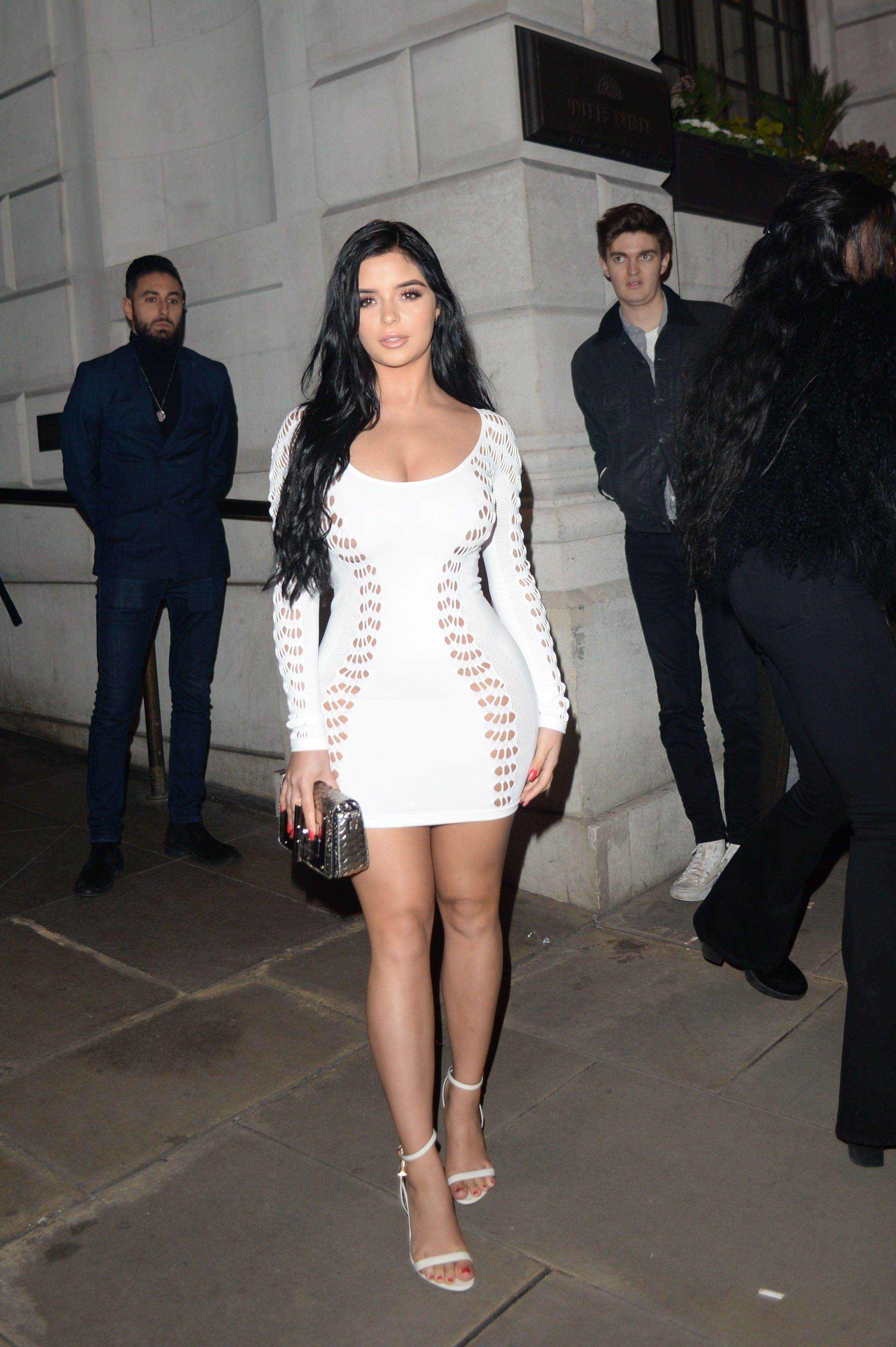 Demi Rose – Attending at Wonderland Magazine x MTV Party in London   Indian Girls Villa - Celebs Beauty, Fashion and Entertainment