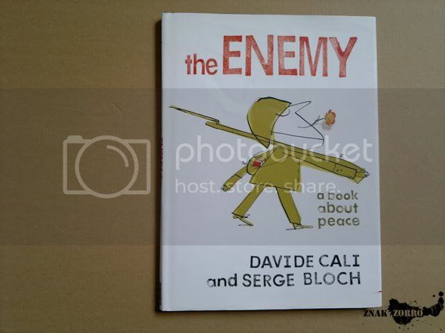 Enemy, Davide CaliSerge Bloch