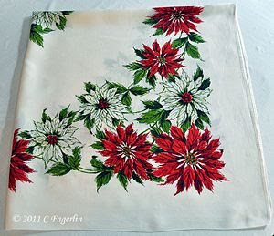 HOLIDAY TABLECLOTHS DATABASE