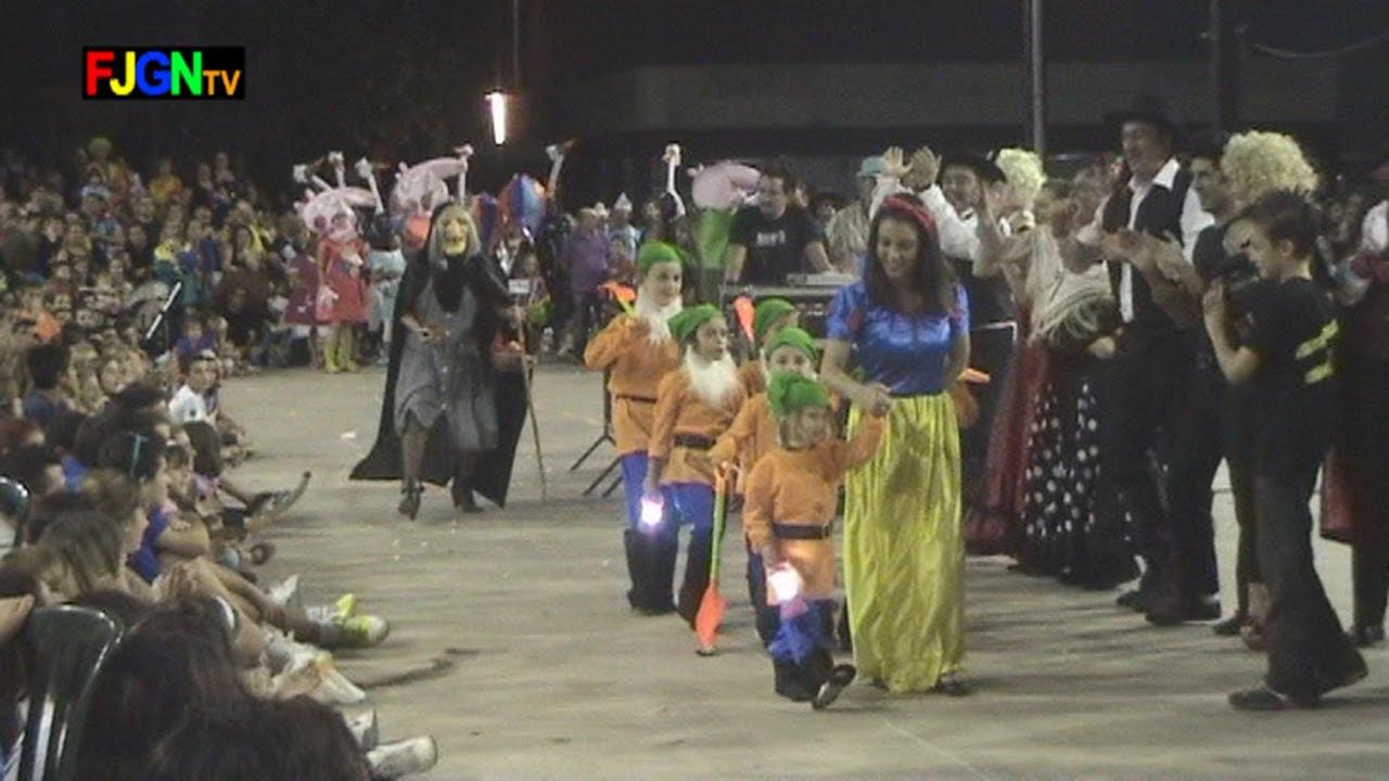 Desfile de Disfraces - Festa La Vila 2013 - La Vilavella