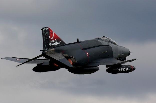 Πολεμική Αεροπορία, ώρα μηδέν: Τα στοιχεία για την ΤHK που ανησυχούν