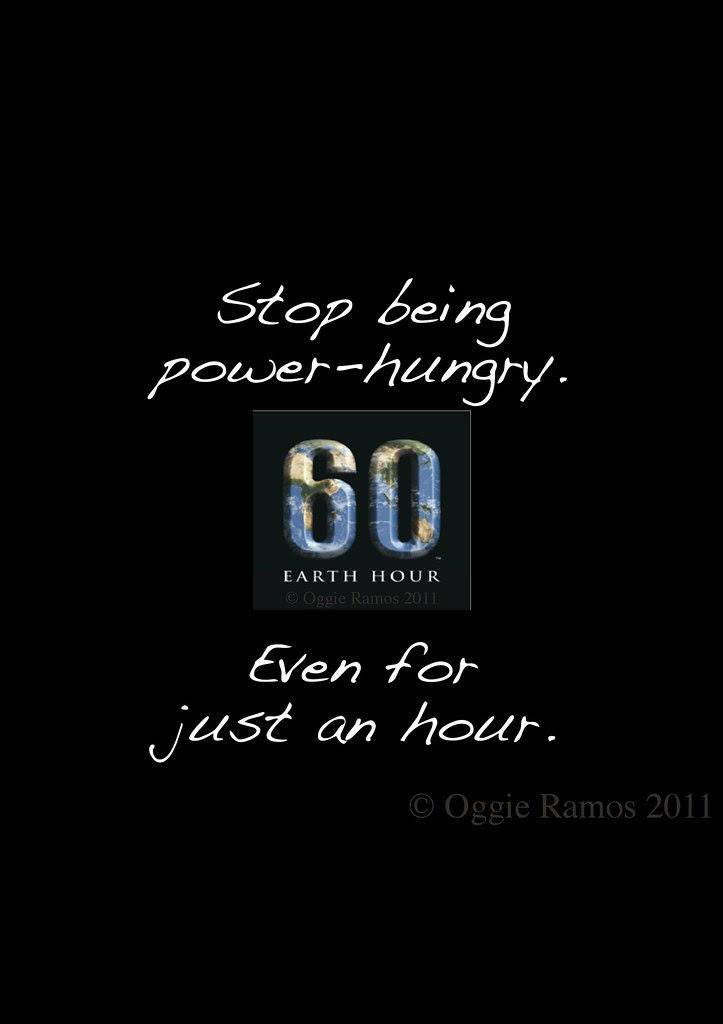 Earth Hour 2011 Poster V.2
