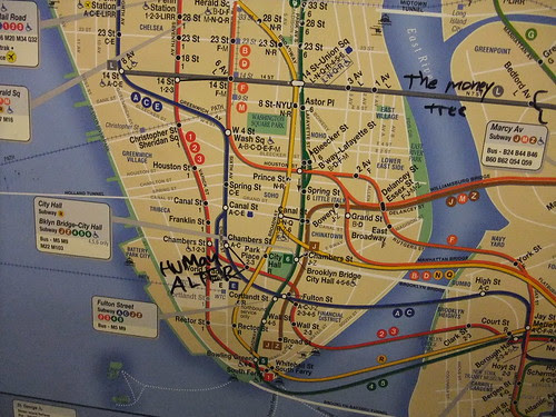 Annotated subway map (human alter)