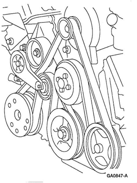 1998 F150; compressor shot. Can I replace a w/o AC belt