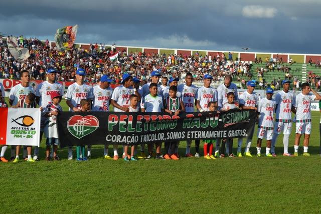 TOQUE ESPORTIVO/ Fluminense de Feira adia retorno a elite do futebol baiano