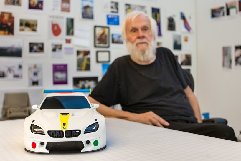 cao fei BMW art car designboom08