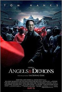 Angels Deamon Poster