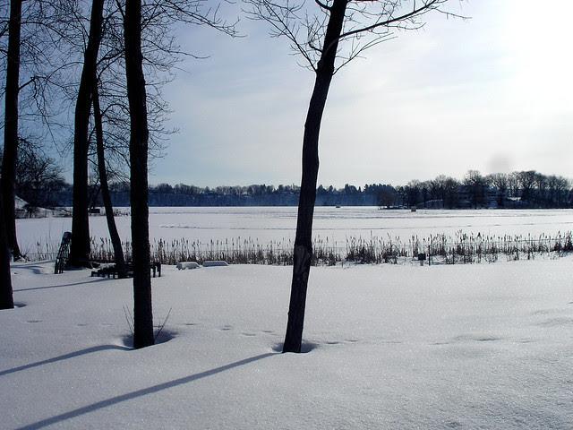 Christmas Lake