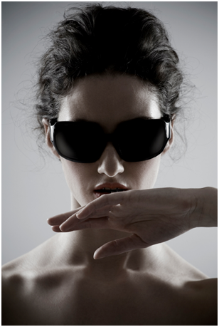 Choosing the Right Sunglasses - Woman Wearing Sunglasses
