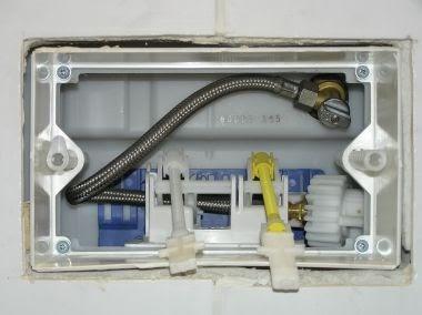 Onderdelen Hangend Toilet : Industriele keuken: oli inbouwreservoir onderdelen
