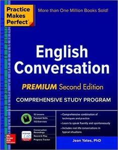 English-Conversation-Premium-2nd-Edition-235x300 Practice Makes Perfect: English Conversation, Premium 2nd Edition