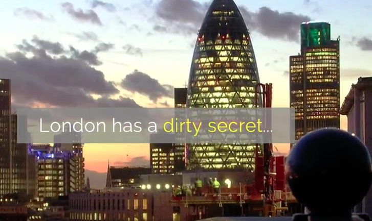 Introducing: Empire oil - London's Dirty Secret (VIDEO)