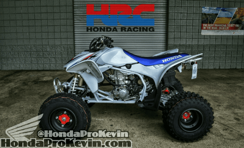 2017 Honda 450 Review
