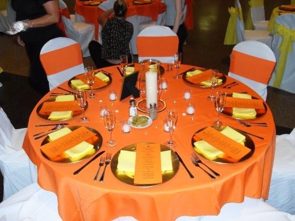 Table Linen Rentals - Orlando, FL
