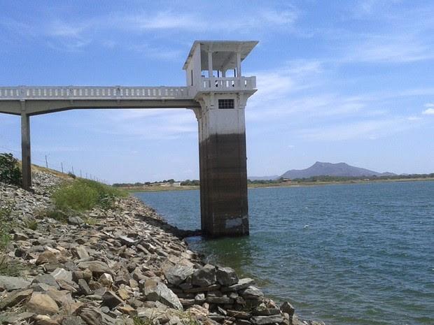 Águas do Coremas-Mãe D'água deve ampliar volume do Itans