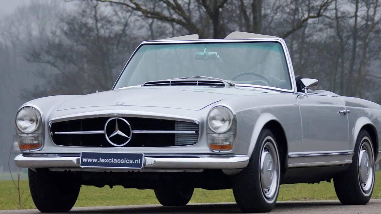 1970 Mercedes-Benz 280 SL 'Pagoda' for sale, a vendre ...