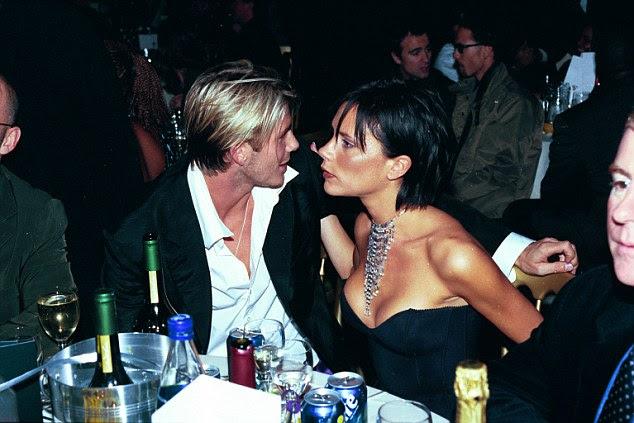 Mais forte do que nunca: Embora o chamado relacionamento perfeito foi abalada ao seu núcleo em 2004 em meio a alegações de infidelidade