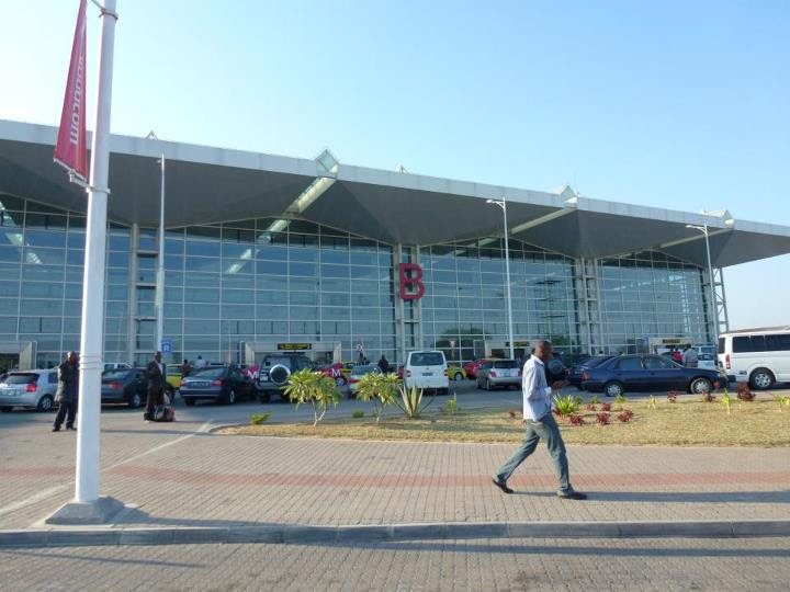 Completed International (B) Terminal, Mozambique