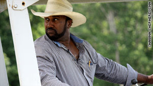 John Boyd Jr. is the president of the National Black Farmers Association.