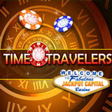 Jackpot Capital Time Travelers Bounce from Medieval Times to Dinosaur Era Collecting Casino Bonuses