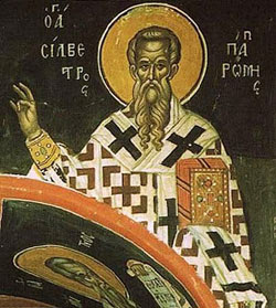 Image of St. Sylvester