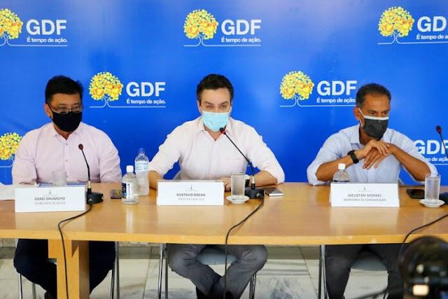 GDF estende horário de funcionamento das academias