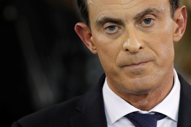 Le premier ministre français Manuel Vallsa annoncé lundi... (REUTERS)
