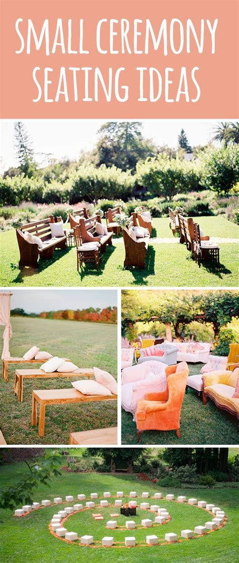 How to Have a Small Wedding   Say Yes!!   Wedding ceremony