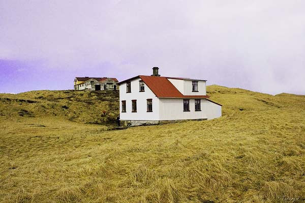 """perierga.gr - Το πιο """"μοναχικό"""" σπίτι στον κόσμο!"""
