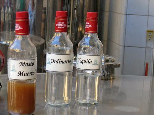 étapes de distillation
