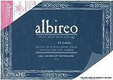 ホルベイン アルビレオ水彩紙 ブロック 218g 24枚とじ AB-SM 270-236
