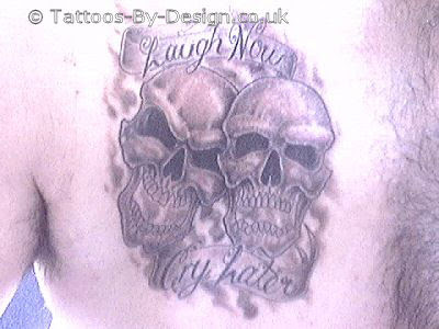 Mike Tyson Tattoos Laugh Now Cry Later Tattoo Designs