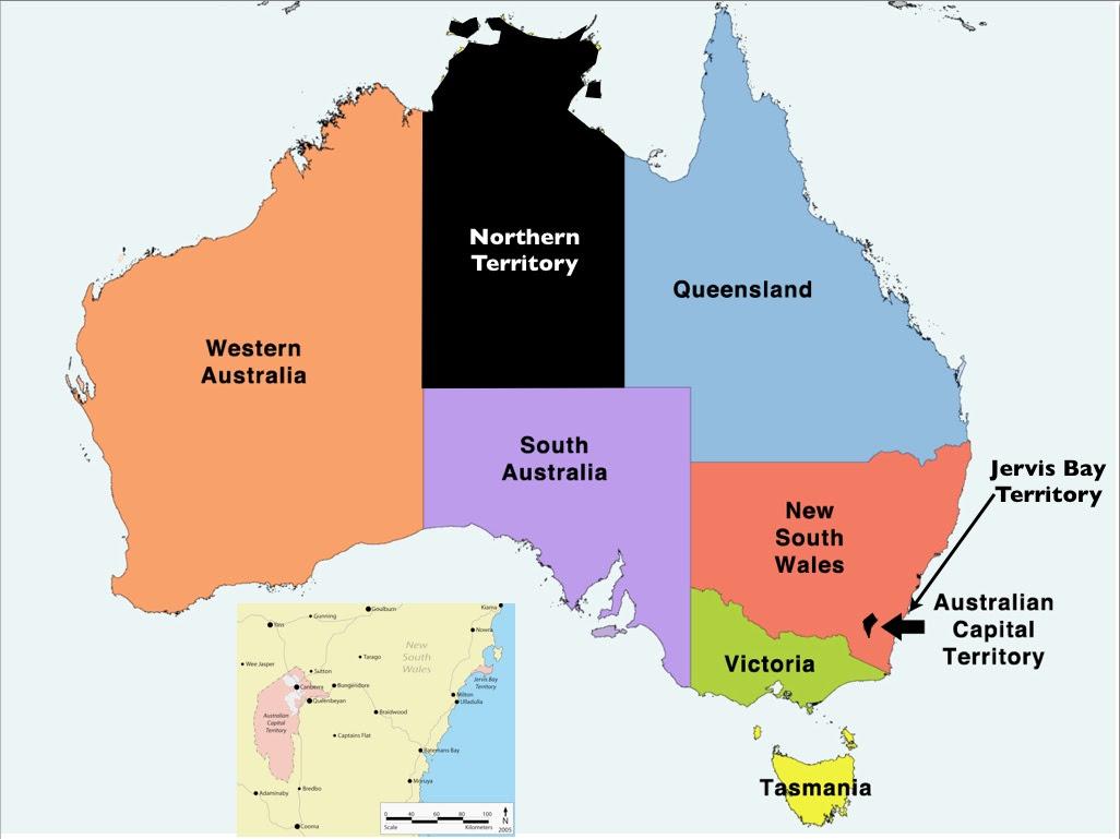 Jervis Bay Australias Hidden Territory Geocurrents