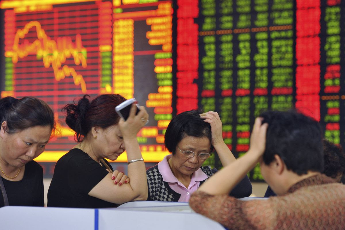 China Learning to Invest
