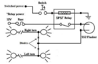 Thunder Mfg Dash Mounted Ignition Switch