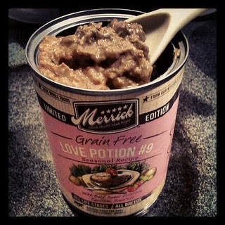 Check out our Love Potion #9 #review on Friday! www.LapdogCreations.com #merrick #dogfood