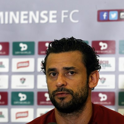 Fred Fluminense entrevista (Foto: Nelson Perez/ Fluminense FC)
