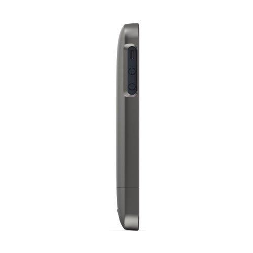 【日本正規代理店品】mophie juice pack helium for iPhone 5 ダークメタリック MOP-PH-000027