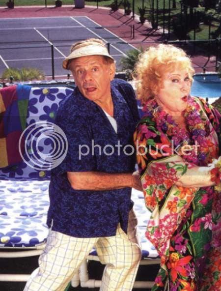 George Costanza's parent