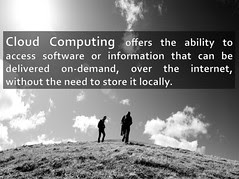 Cloud Computing: explanation