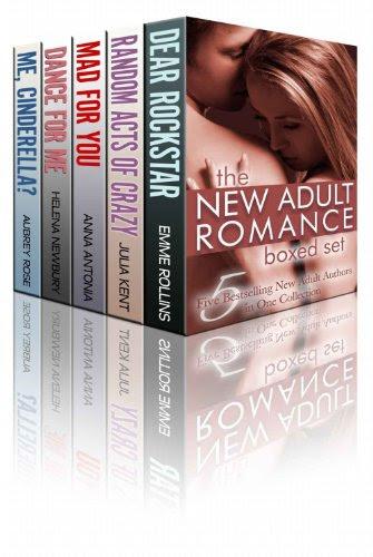 New Adult Romance Boxed Set (5 Book Bundle) by Emme Rollins