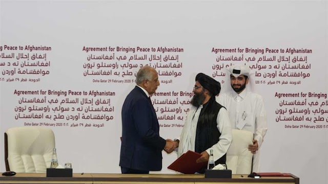 Biden Administration To Review US-Taliban Deal
