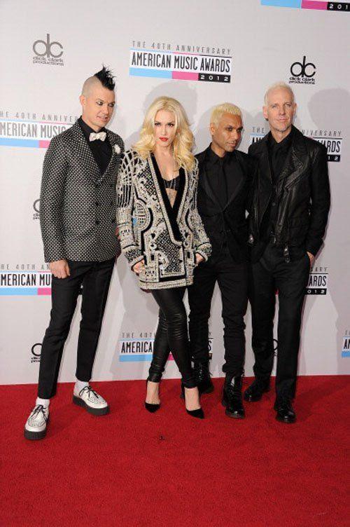40th American Music Awards - November 18, 2012, No Doubt