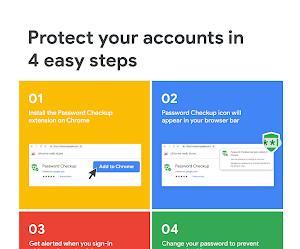 Google Password Checkup ti avvisa se la tua password è stata compromessa