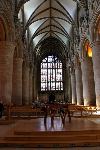 Gloucester Cathedral Nave