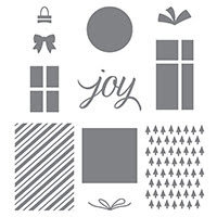 Your Presents Clear-Mount Stamp Set by Stampin' Up!