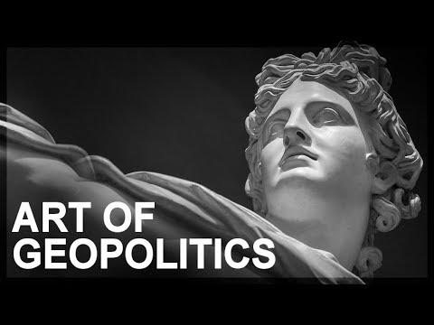 VIDEOWALL: The Art of Geopolitics Part 1 - Introduction