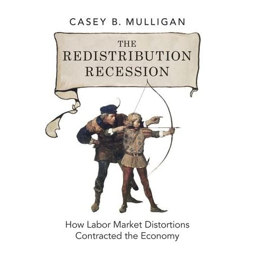 The Redistribution Recession